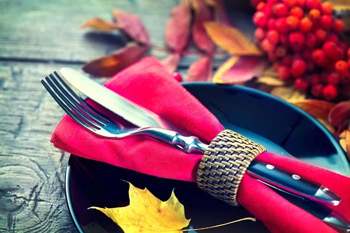 Őszi rendezvényhez őszi hangulat dukál